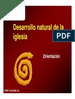5 Que Es Desarrollo Natural de La Iglesia