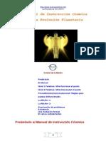 El Manual de Instrucción Cósmica para la Evolución Planetaria