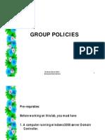 GroupPolicies