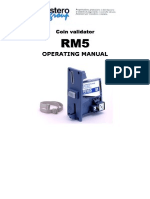 Manual Rm5 | Electrical Connector | Personal Computers
