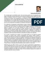 ASONADA RENDICIÓN DE CUENTAS