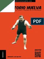Revista Territorio Huelva Marzo 2014