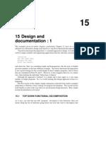 15 Design and Documentation