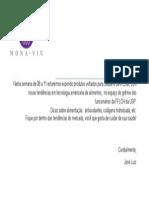 Cartaz Monavie