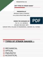 45689833 Types of Strain Gauges