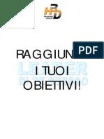 Roberto Re Raggiungi i Tuoi Obbiettivi