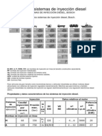 (2) Bosch Diesel Injectors Manual Curso de Sistemas de Inyeccion Diesel