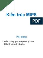 Kien truc MIPS