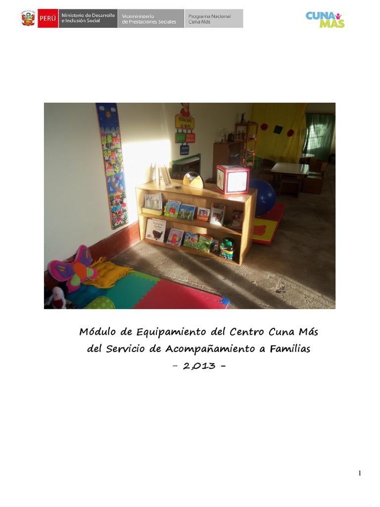 Modulo Centro Cuna Mas 9e370bb1a593