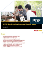 UMTS Handover Performance Monitor Guide 2012-06-13