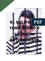 Monografia El Delito Del Terrorismo