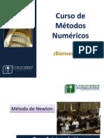 Interpolación de Newton