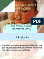 Infeccao Vias Aereas Superiores 2008