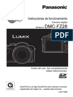 Manual Camara Lumix Dmc-fz28