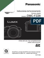 Manual Camara Lumix Dmc-fz28