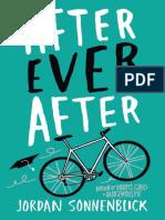 After Ever After by Jordan Sonnenblick (Excerpt)