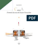 CERVEZA - Fórmula Secreta de Paracelso