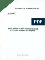 PE 129-99 - Exploatare Uleiuri