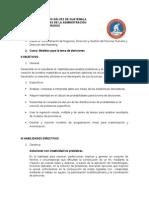 Modelos Para La Toma de Decisiones 2014 (Diez Sesiones)