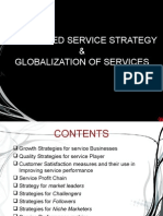 Integrated Service Strategy a topic in Service marketing