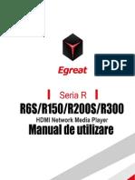 Manual Romana Egreat Realtek 1186