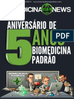 Revista Biomedicina News - 4ª edição