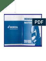 2 Manual Honda Hero Passion