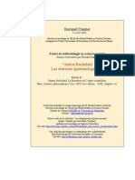 Bachelard. Obstacles Epistemologiques-bachelard