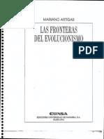 M. ARTIGAS - Las Fronteras Del Evolucionismo