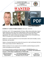 Wanted Flyer14-5985 #1