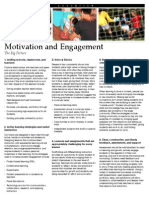 motivation engagement