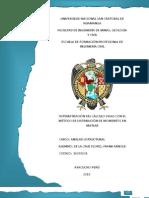 Informe Análisis Estructural