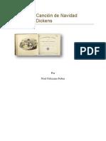Análisis  Canción de Navidad  de Charles Dickens