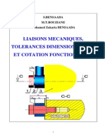 Tolerances Cotation Fonctionnelle