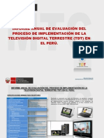 Extracto Informe Anual TDT