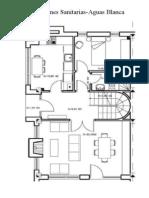instalaciones sanitarias planos