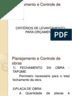 Aula I PCO - prática