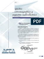 espectro radioelectrico