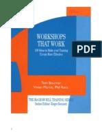 728~Workshops That Work