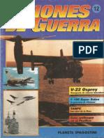 Aviones de Guerra, Issue No.12