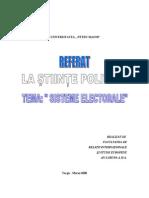 !! Www.referat.ro-sisteme Electorale