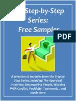 Free Sampler Step by Step Series
