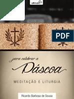 Meditações Páscoa - Ricardo Barbosa