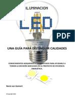 Guía del comprador LED, luminarias y diseño luminotécnico