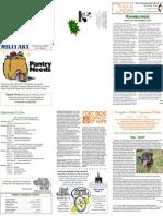 10-27-2009 Newsletter