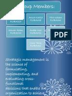 Proj Managment Presentation