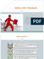 Ley Federal Trabajo (Expo)