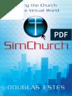 SimChurch by Douglas Estes, Chapter 1