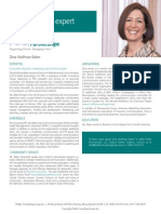 Dina Wolfman Baker, PCG Public Partnerships, LLC Subject Matter Expert