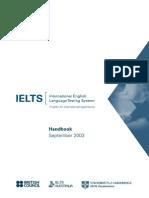 Handbook 2003
